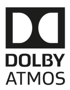 Logo Dolby Atmos blc